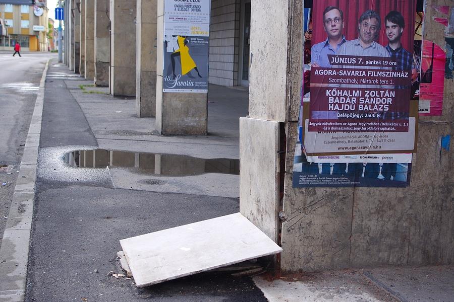 plakát utca 1