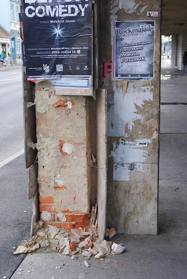 plakát utca 2