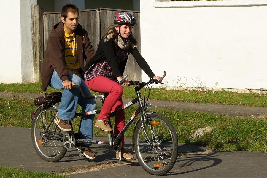 Kerékpáros nap a Skanzenben 42