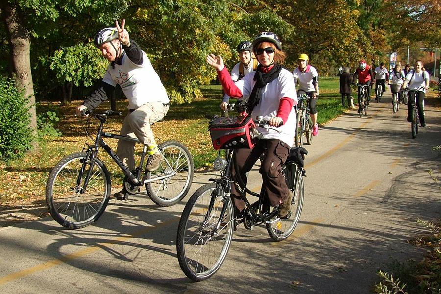 Kerékpáros nap a Skanzenben 54