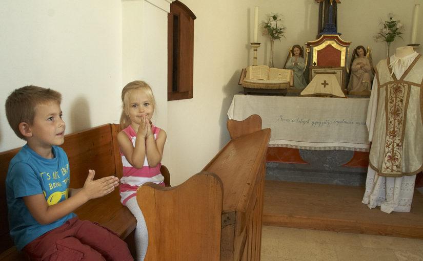 Szent Márton Kenyere a Vasi Skanzenben