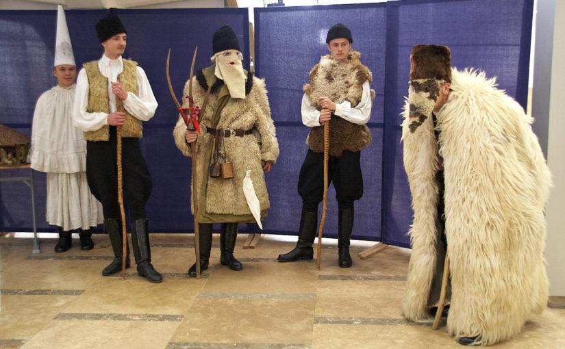 Betlehemesek a karácsonyi, családi játszóházban