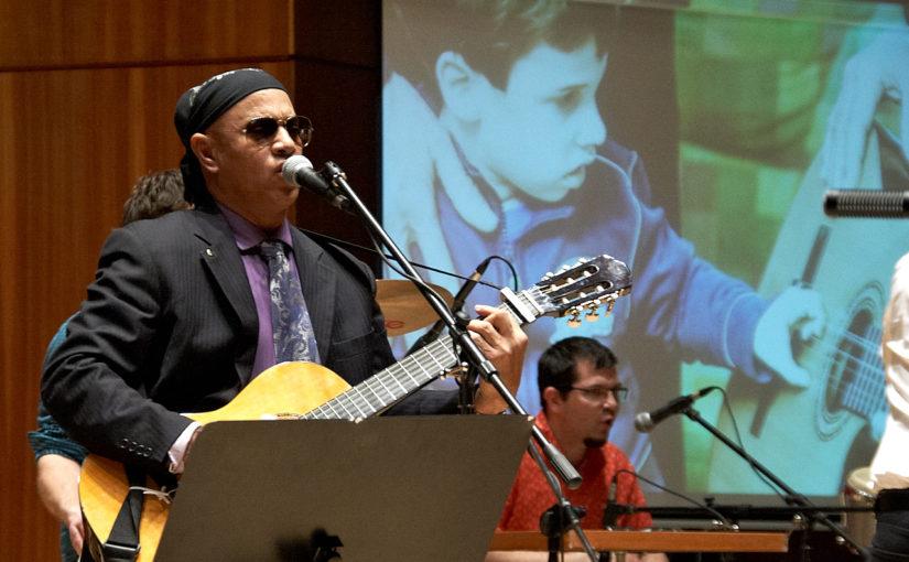 Ruben's Latino jótékonysági koncert a Bartók Teremben