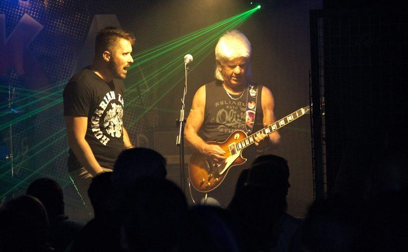 RockMemories és Mokka Tribute Band a Végállomás Klubban