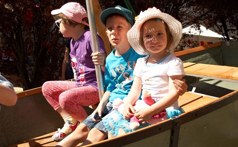 Gyermeknap a belváros kultúrszívében