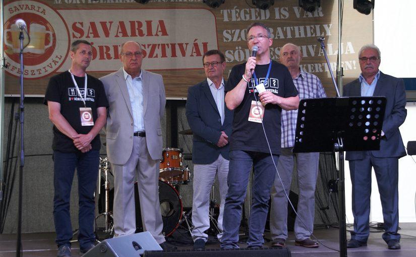 II. Savaria Sörfesztivál Szombathelyen