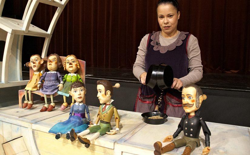 Hamupipőkét hozta el a gyerekeknek Majoros Ági Szombathelyre