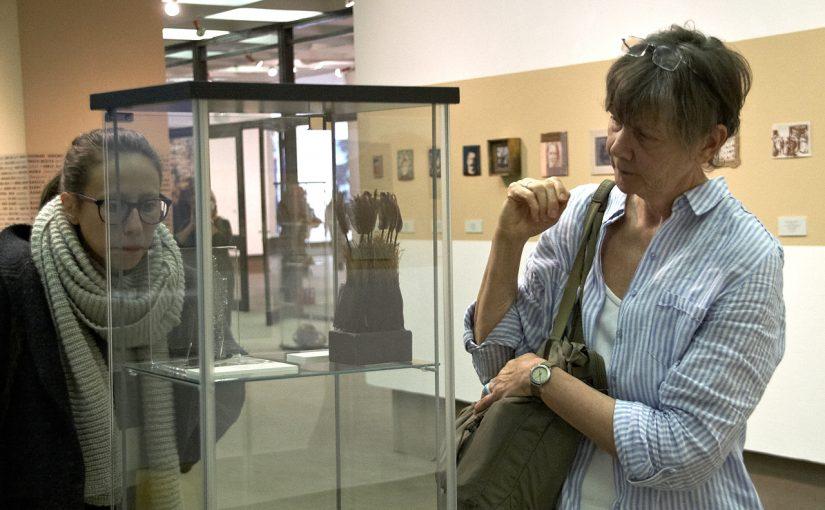 Textilkiállítások, 3 az 1-ben a Szombathelyi Képtárban