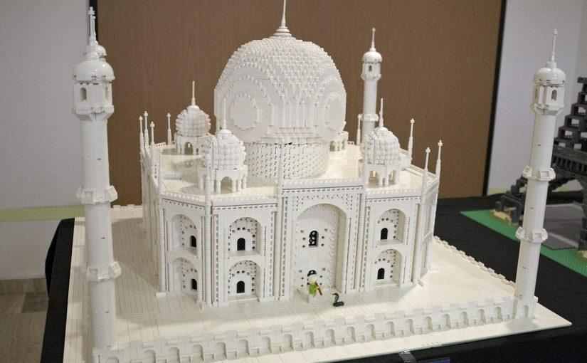 Csodájára jártak a lenyűgözö LEGO kiállításnak